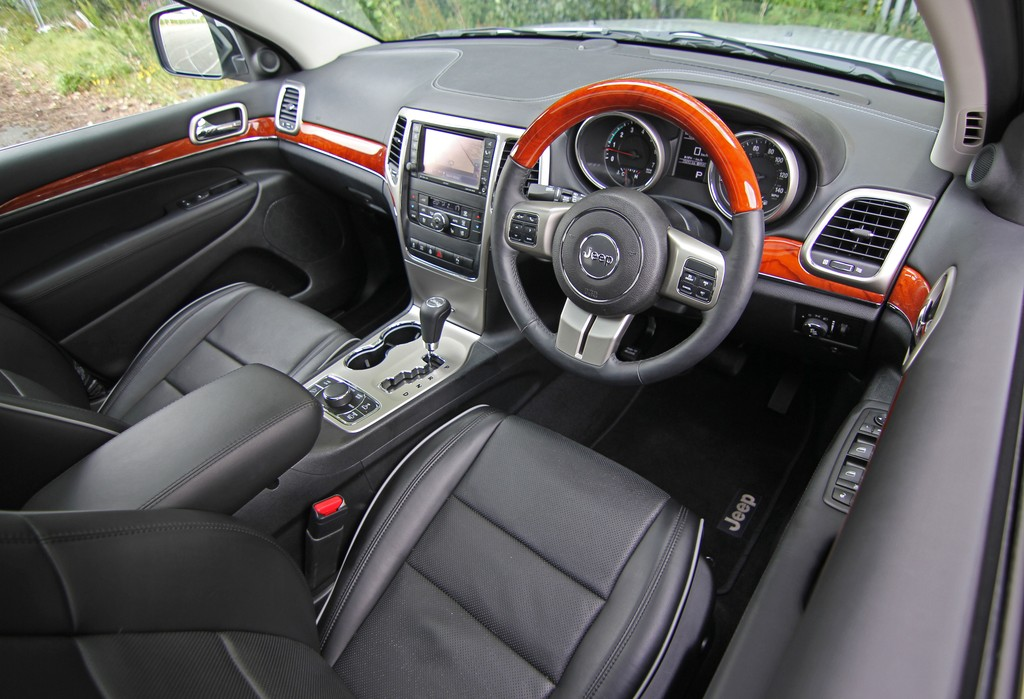 jeep grand cherokee review test drives. Black Bedroom Furniture Sets. Home Design Ideas