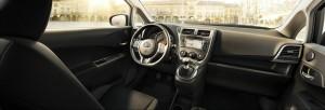 2011 Toyota Verso-S interior cockpit