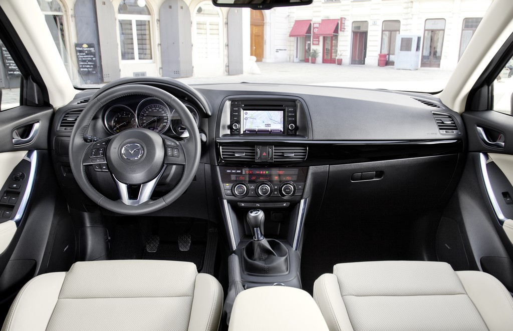 mazda cx 5 first drive. Black Bedroom Furniture Sets. Home Design Ideas