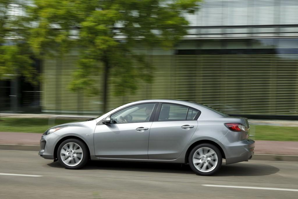 2012 Mazda3 Exterior
