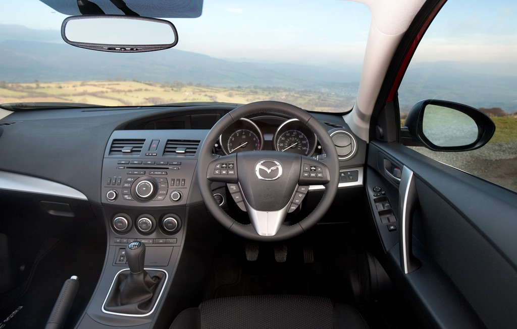 mazda3 review test drives 2012