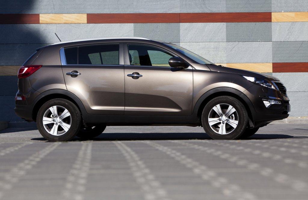JD Power-WhatCar - Top marks for Kia Sportage