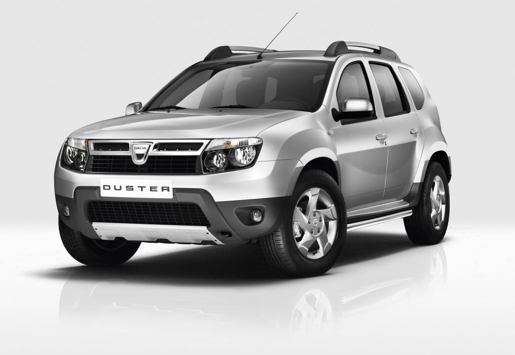 dacia launches in ireland with 15k duster suv. Black Bedroom Furniture Sets. Home Design Ideas