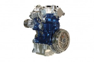 2012 Ford Focus 1-l EcoBoost engine