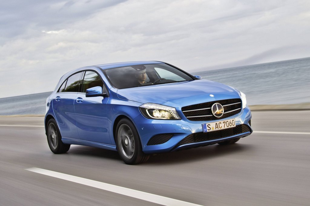 Mercedes benz a class due in ireland in december for Mercedes benz house of imports service