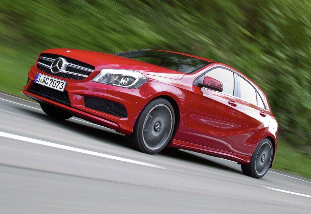 Mercedes-Benz A-Class prices announced