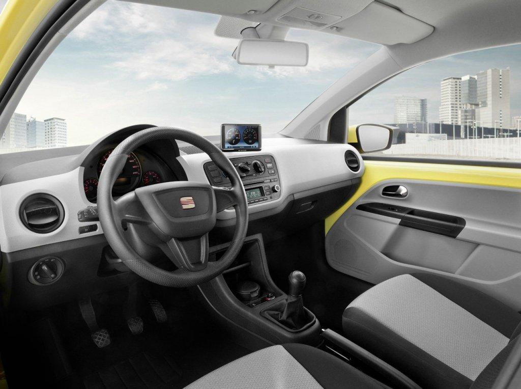 seat mii review test drives. Black Bedroom Furniture Sets. Home Design Ideas