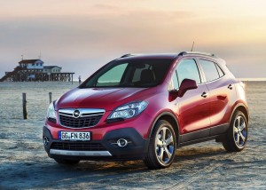New Opel Astra Saloon, Opel Mokka and Opel Adam announced for Ireland