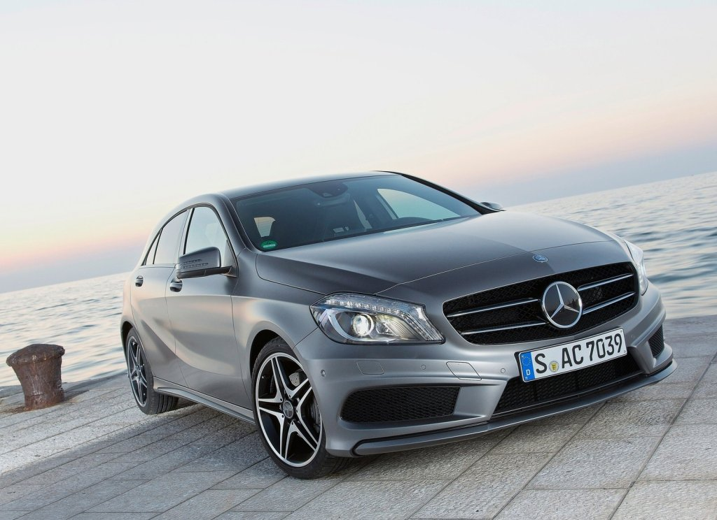 mercedes benz a class first drive