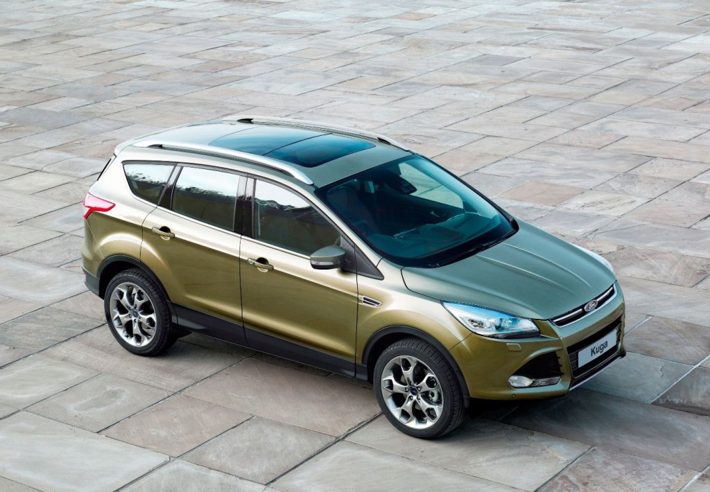 february launch for new ford kuga. Black Bedroom Furniture Sets. Home Design Ideas