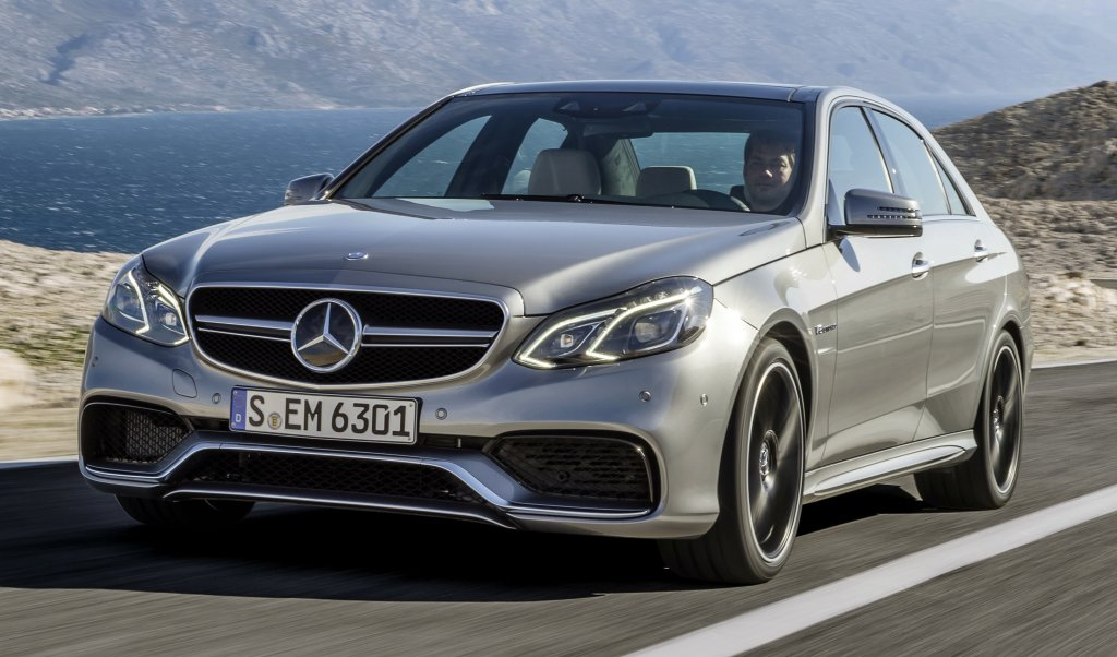 Mercedes benz e class first drive for Mercedes benz avantgarde