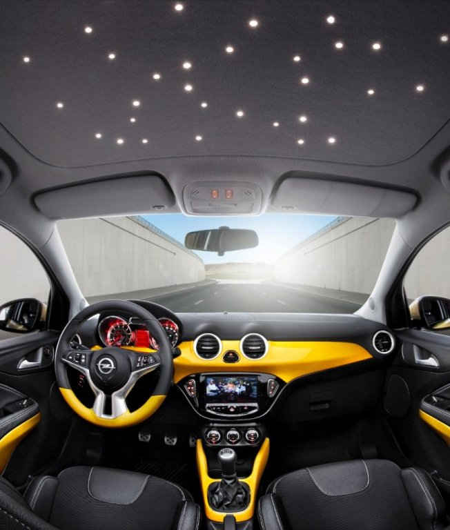 opel adam first drive. Black Bedroom Furniture Sets. Home Design Ideas