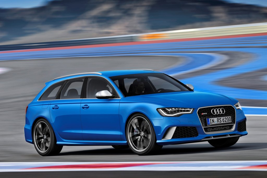 Audi Rs6 Inside >> Audi RS6 Avant available to order