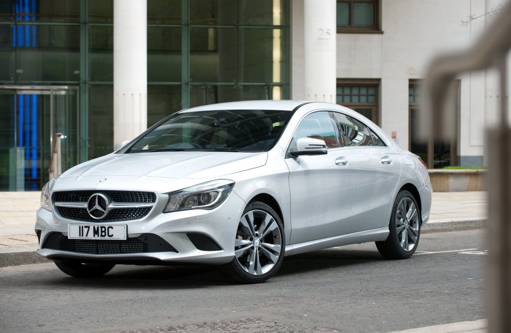 Mercedes Benz Cla First Drive Atthelights Com