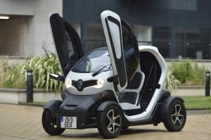 2013 Renault Twizy exterior