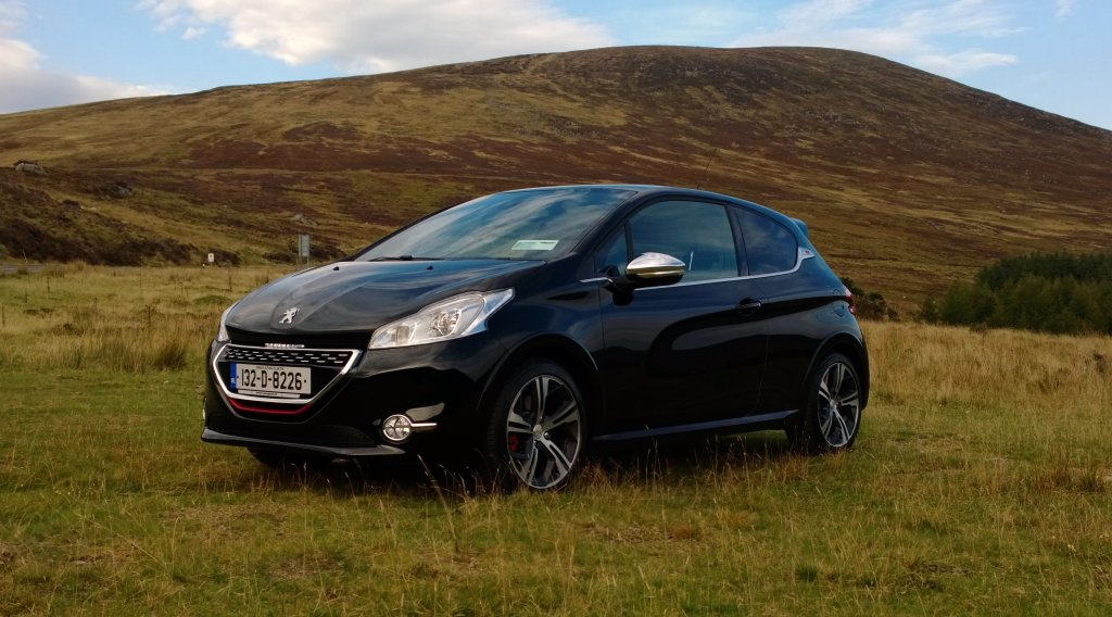peugeot 208 gti review test drives. Black Bedroom Furniture Sets. Home Design Ideas
