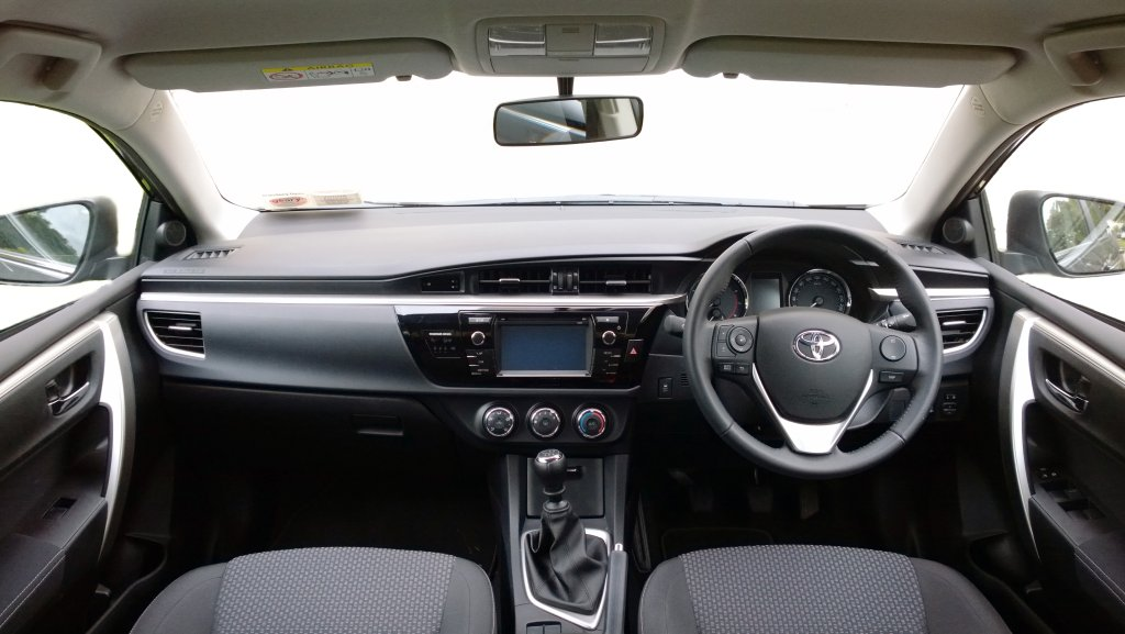 2014 Toyota Corolla Road Test Autos Post