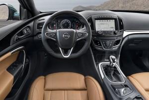 2013 Opel Insignia Interior cockpit
