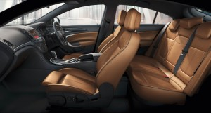 2013 Opel Insignia interior side