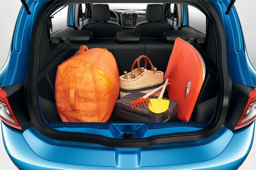 dacia sandero stepway review test drives. Black Bedroom Furniture Sets. Home Design Ideas