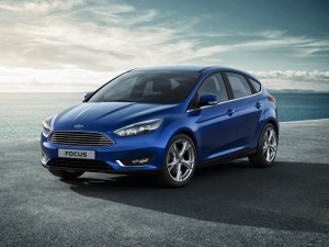 2014 Ford Focus exterior front left static