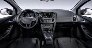 2014 Ford Focus interior cockpit