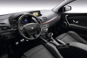 2014 Renault Megane GT Line hatchback interior cockpit