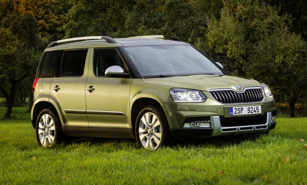 skoda yeti 4x4 review test drives. Black Bedroom Furniture Sets. Home Design Ideas