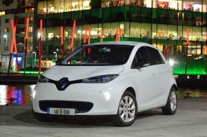 2014 Renault Zoe exterior front left static