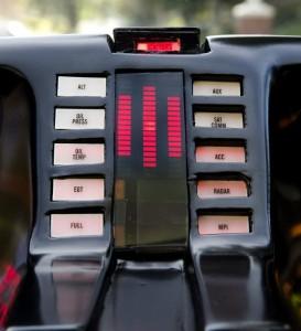 KITT interior console