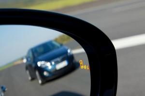 2013 Opel Zafira Tourer Blind Spot Alert