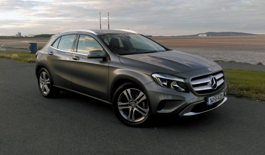 Mercedes-Benz GLA Review | Test Drives | atTheLights.com