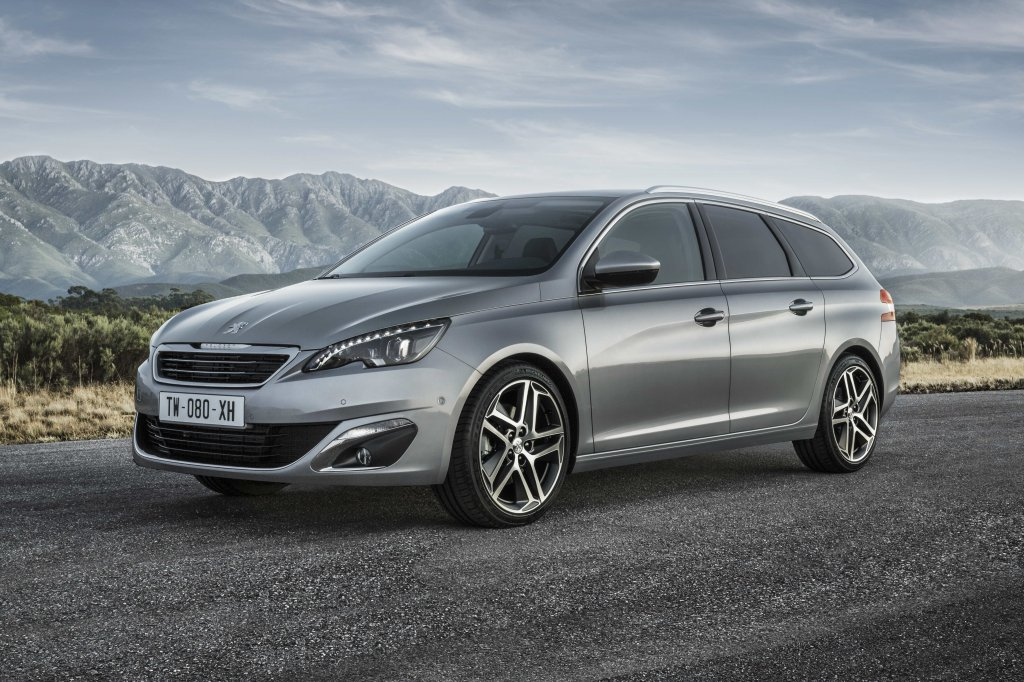 Prices, specifications announced for new Peugeot 308 SW