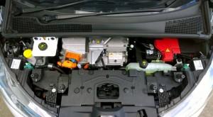 2014 Renault Zoe motor