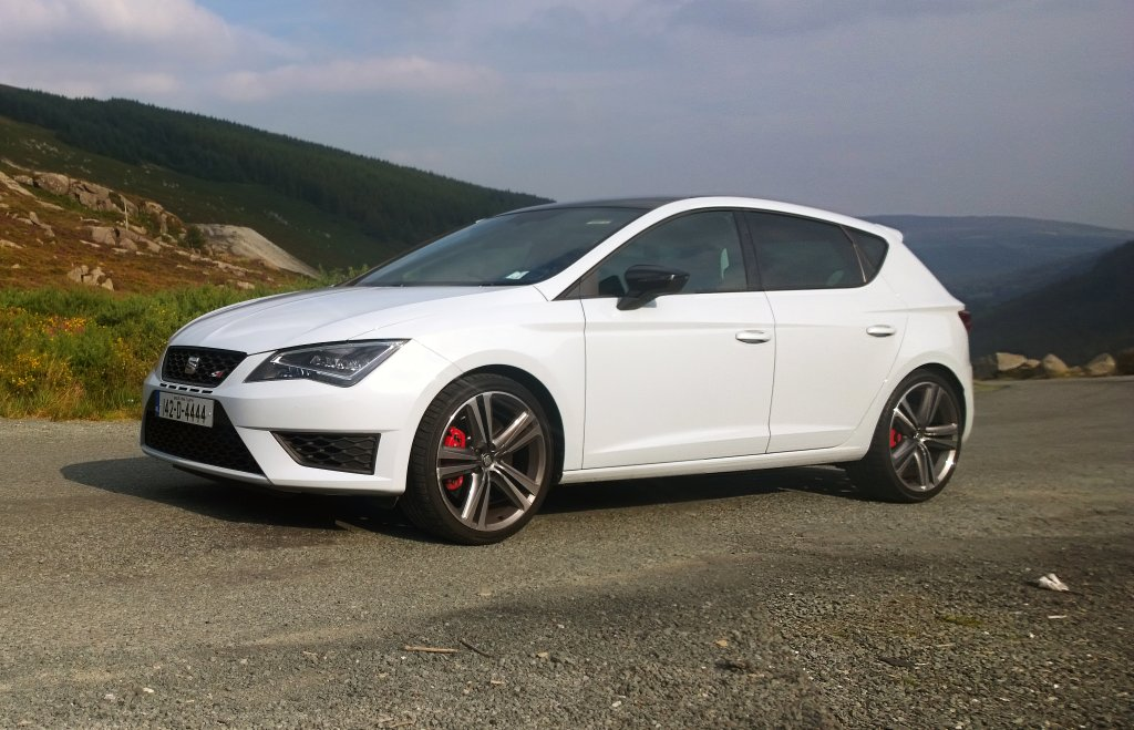 Seat Leon Cupra 280 Review | Test Drives | atTheLights.com: atthelights.com/review/seat-leon-cupra-road-test-ireland