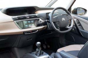 2014 Citroën Grand C4 Picasso interior cockpit