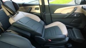 2014 Citroën Grand C4 Picasso interior reclining seat
