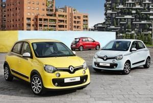 2014 Renault Twingo exterior static