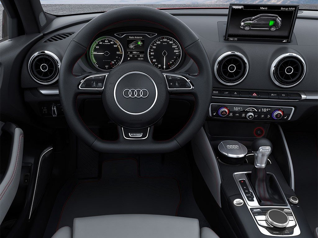 Audi A3 E Tron First Drive Atthelightscom