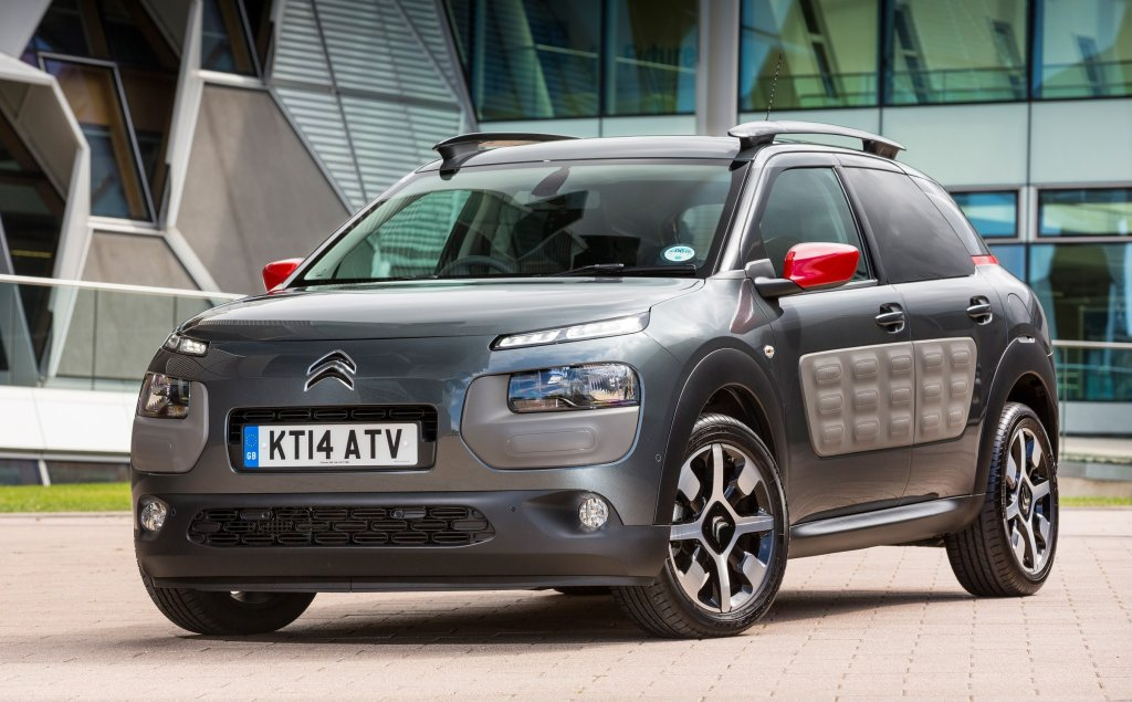 citroen c4 cactus review test drives. Black Bedroom Furniture Sets. Home Design Ideas