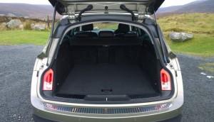 2014 Opel Insignia Country Tourer interior boot