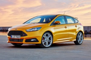 2015 Ford Focus ST exterior front left static