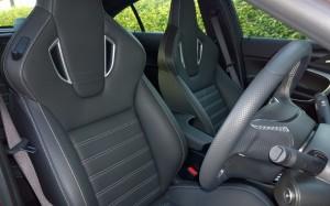 2014 Opel Insignia OPC interior