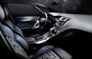 2015 Citroen DS 5 interior front