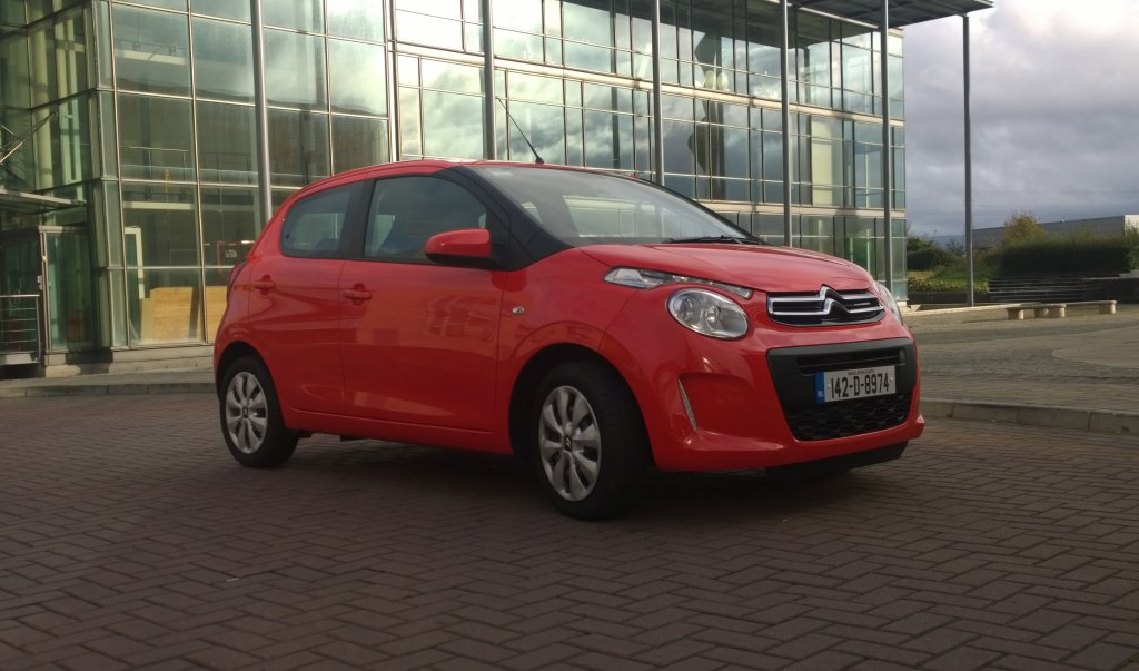 Citroen C1 Review Test Drives Atthelights